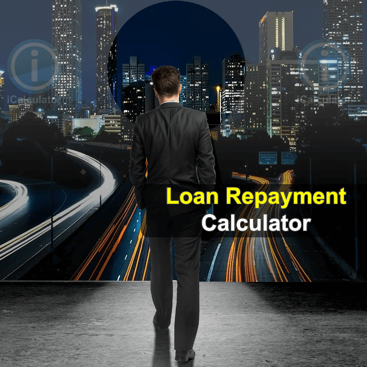 Annual Loan Repayment Calculator. This image provides details of how to calculate annual loan repayments using a calculator and notepad. By using the Amortization Schedule formula, the Annual Loan Repayment Calculator provides a true calculation of the monthly repayments and the amount of interest from borrowing or investing using amortization formula