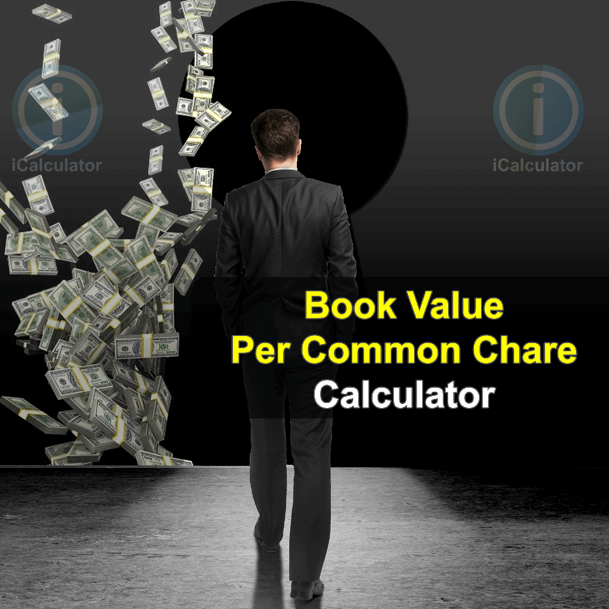 Book Value Per Common Share Ratio Calculator. This image provides details of how to calculate Book Value Per Common Share Ratio using a calculator and notepad. By using the Book Value Per Common Share Ratio formula, the Book Value Per Common Share Ratio Calculator provides a true calculation of the per share value of a company's stock based on common shareholder's equity in the company