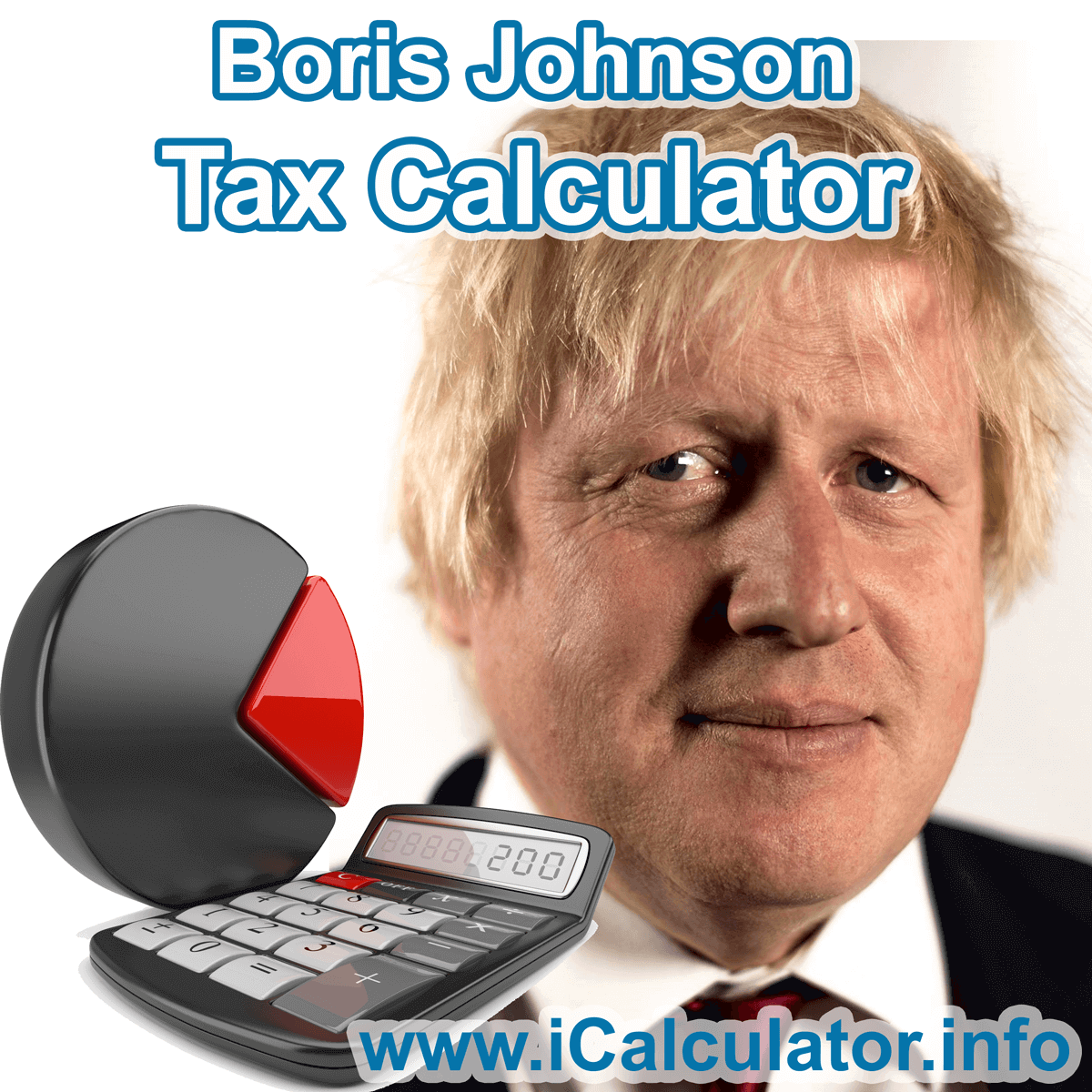 Boris Johnson tax Calculator