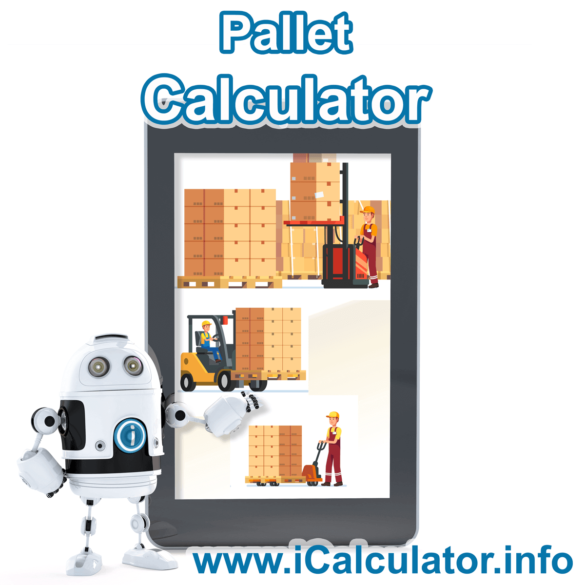 Pallet Calculator | Online calculators for the Logistics industry