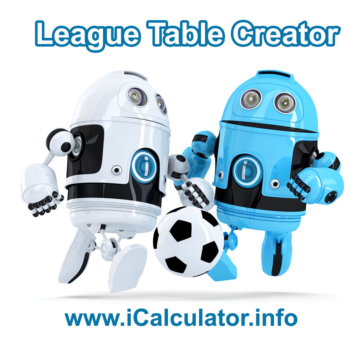 League Table Creator and Calculator | Sports Calculator