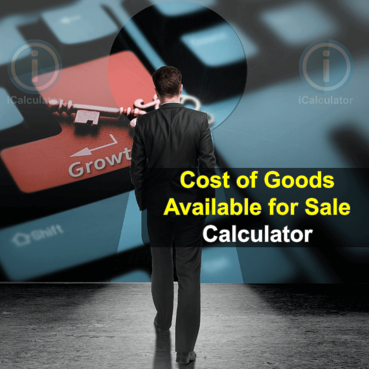 Cost of Goods Available For Sale Calculator. This image provides details of how to calculate Cost of Goods Available For Sale using a calculator, pen and paper. By using the Cost of Goods Available For Sale formula, the Cost of Goods Available For Sale Calculator provides a true calculation of the price paid for the inventory that is readily available for customers to purchase.