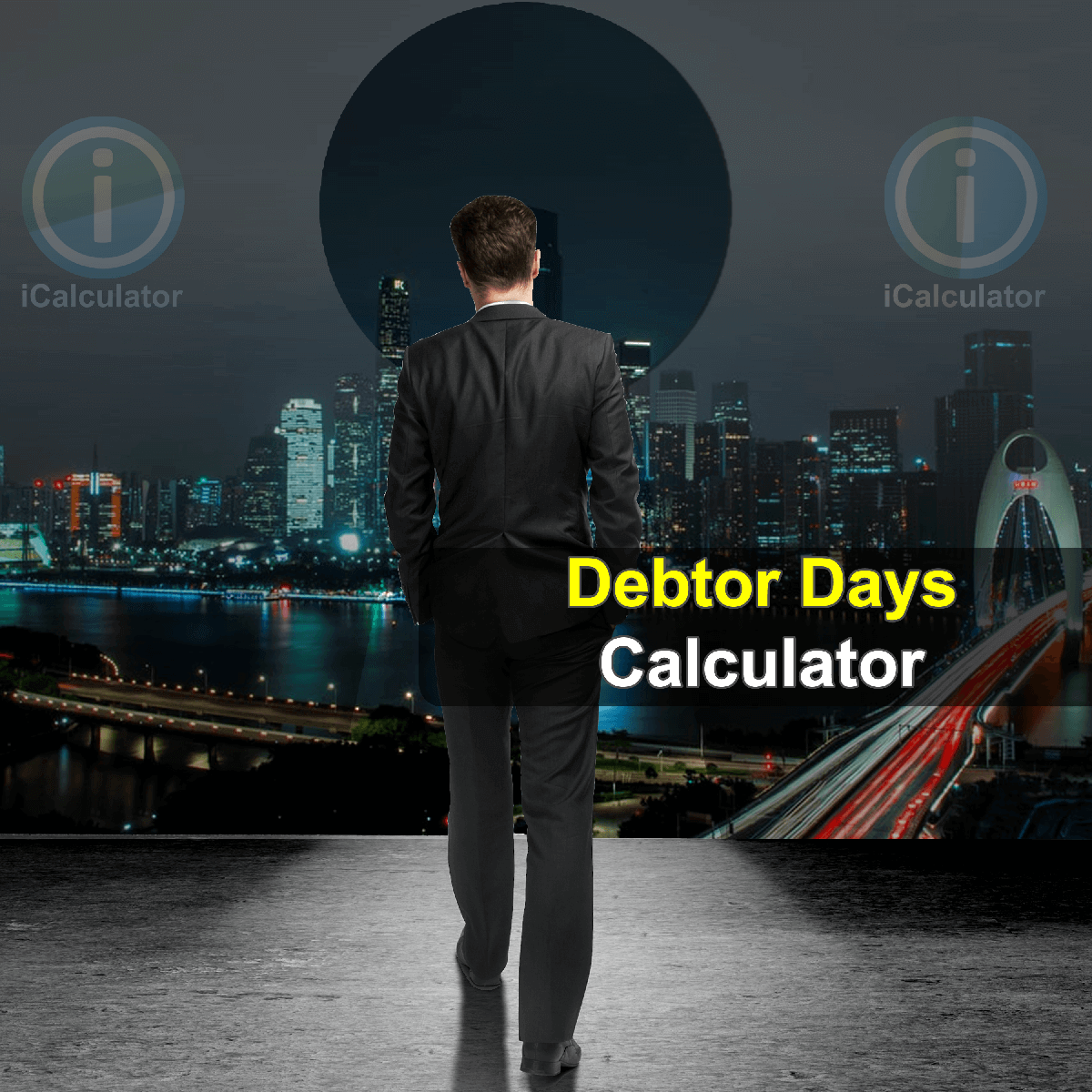 Debtor Days Calculator. This image provides details of how to calculate the debtor days using and maintaining a car using a calculator and notepad. By using the debt formula, the Debtor Days Calculator provides a true calculation of the average number of days it takes to collect payments after sales have been made by a company.