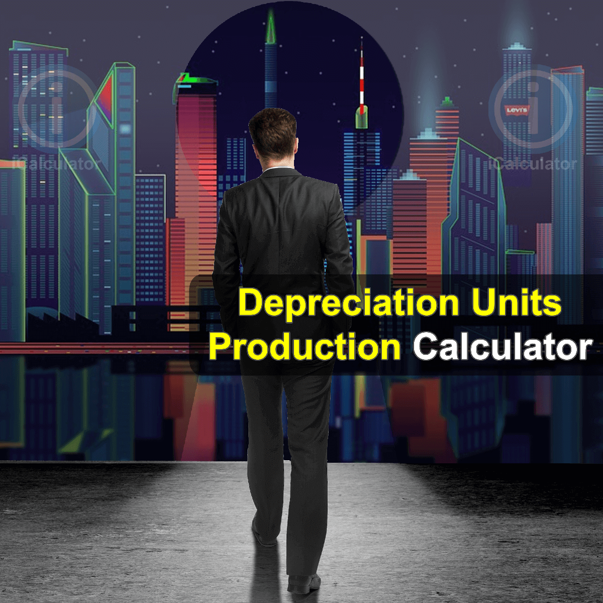 Units of Production Depreciation Calculator. This image provides details of how to calculate Units of Production Depreciation Ratio using a calculator and notepad. By using the Units of Production Depreciation Ratio formula, the Units of Production Depreciation Calculator provides a true calculation of the depreciation expense on an asset considering the actual usage of the asset, which makes it the most accurate metric for charging depreciation
