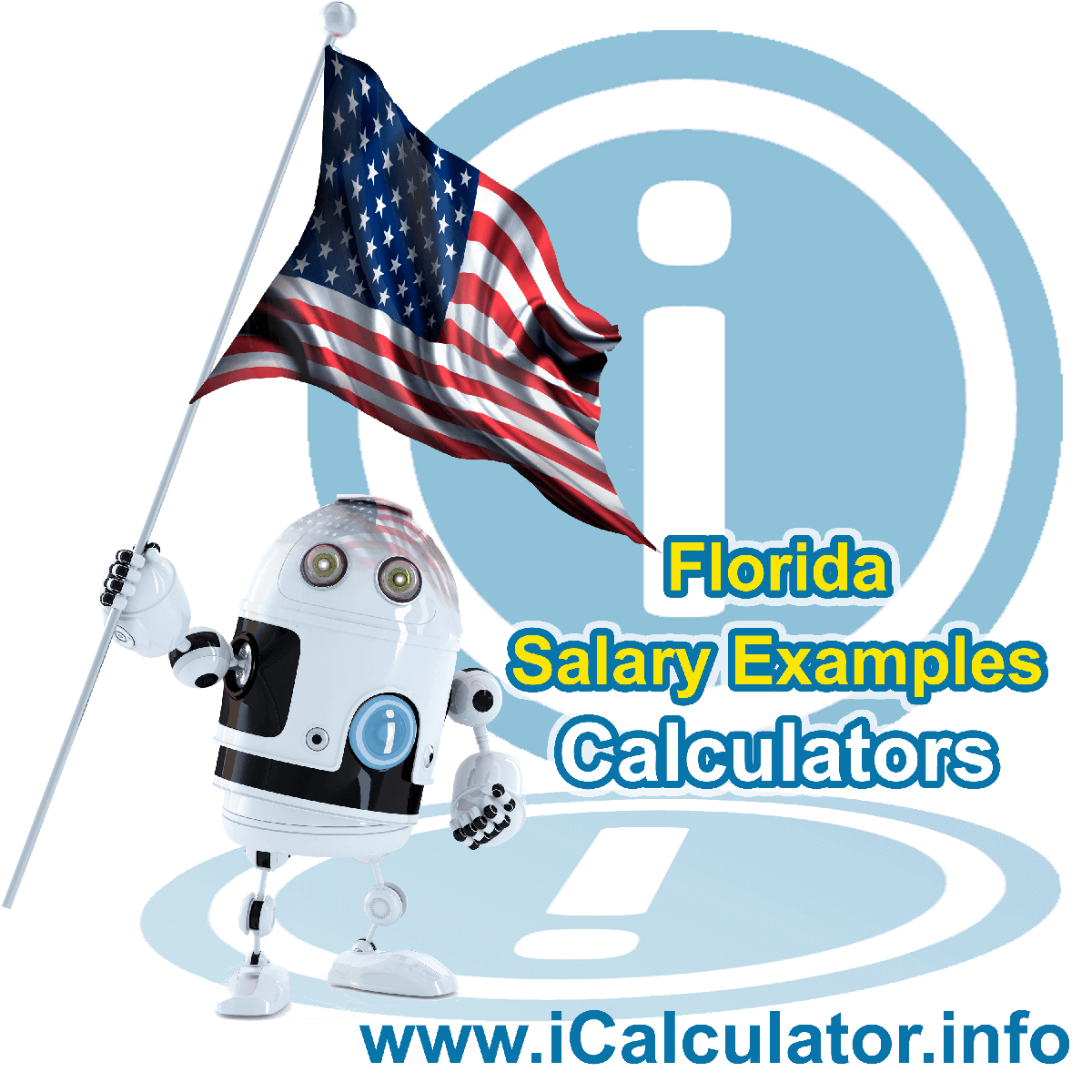 Florida Salary Example for $100.00 in 2020 | iCalculator | $100.00 salary example for employee and employer paying Florida State tincome taxes. Detailed salary after tax calculation including Florida State Tax, Federal State Tax, Medicare Deductions, Social Security, Capital Gains and other income tax and salary deductions complete with supporting Florida state tax tables