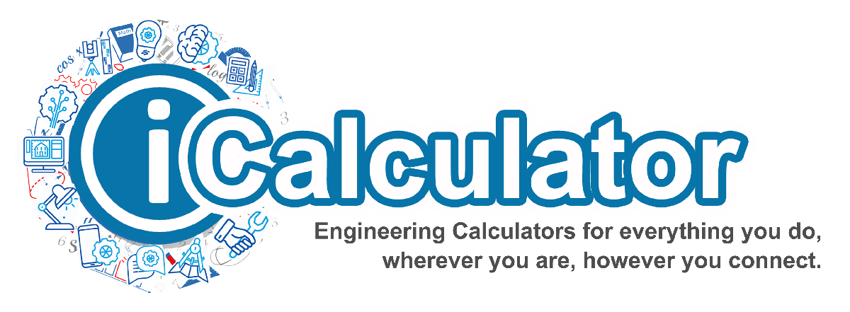 iCalculator™ - Engineering Calculators