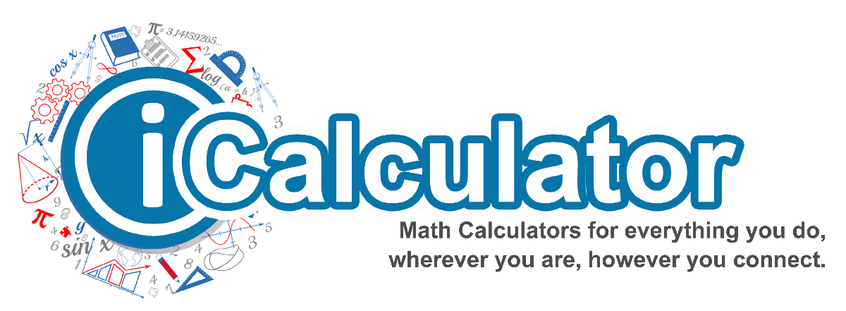 iCalculator™ - Math Calculators