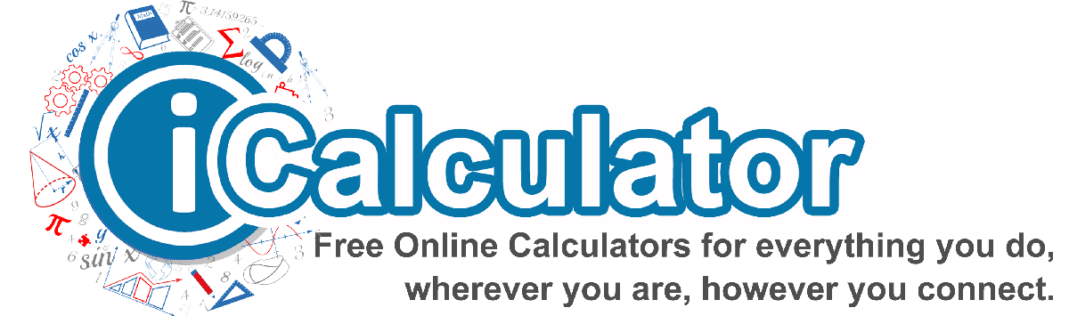 iCalculator - Free Online Calculators