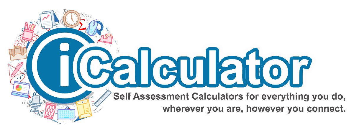 iCalculator™ - Self Assessment Calculators