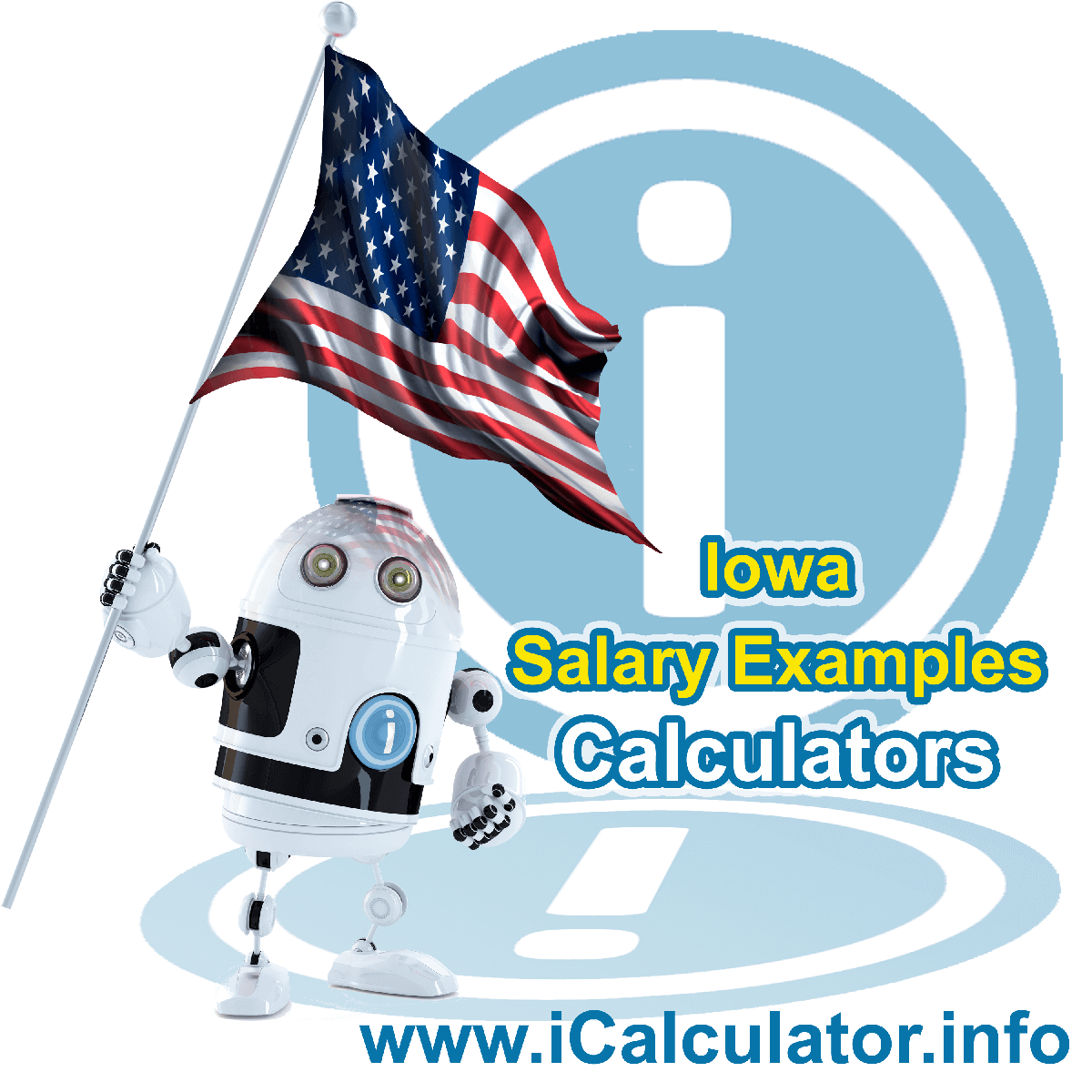 Iowa Salary Example for $180.00 in 2020 | iCalculator | $180.00 salary example for employee and employer paying Iowa State tincome taxes. Detailed salary after tax calculation including Iowa State Tax, Federal State Tax, Medicare Deductions, Social Security, Capital Gains and other income tax and salary deductions complete with supporting Iowa state tax tables