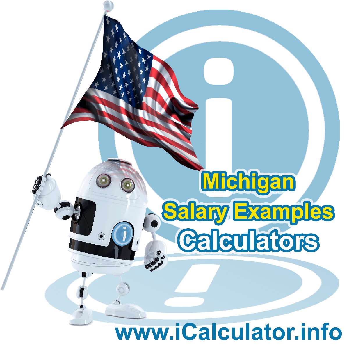 Michigan Salary Example for $10,000.00 in 2020 | iCalculator | $10,000.00 salary example for employee and employer paying Michigan State tincome taxes. Detailed salary after tax calculation including Michigan State Tax, Federal State Tax, Medicare Deductions, Social Security, Capital Gains and other income tax and salary deductions complete with supporting Michigan state tax tables