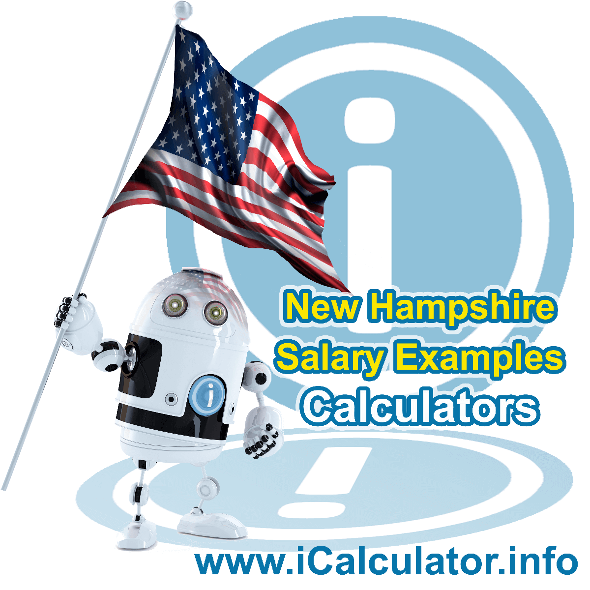 New Hampshire Salary Example for $65,000.00 in 2020 | iCalculator | $65,000.00 salary example for employee and employer paying New Hampshire State tincome taxes. Detailed salary after tax calculation including New Hampshire State Tax, Federal State Tax, Medicare Deductions, Social Security, Capital Gains and other income tax and salary deductions complete with supporting New Hampshire state tax tables