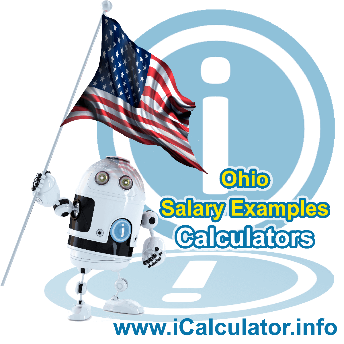 Ohio Salary Example for $50.00 in 2020 | iCalculator | $50.00 salary example for employee and employer paying Ohio State tincome taxes. Detailed salary after tax calculation including Ohio State Tax, Federal State Tax, Medicare Deductions, Social Security, Capital Gains and other income tax and salary deductions complete with supporting Ohio state tax tables