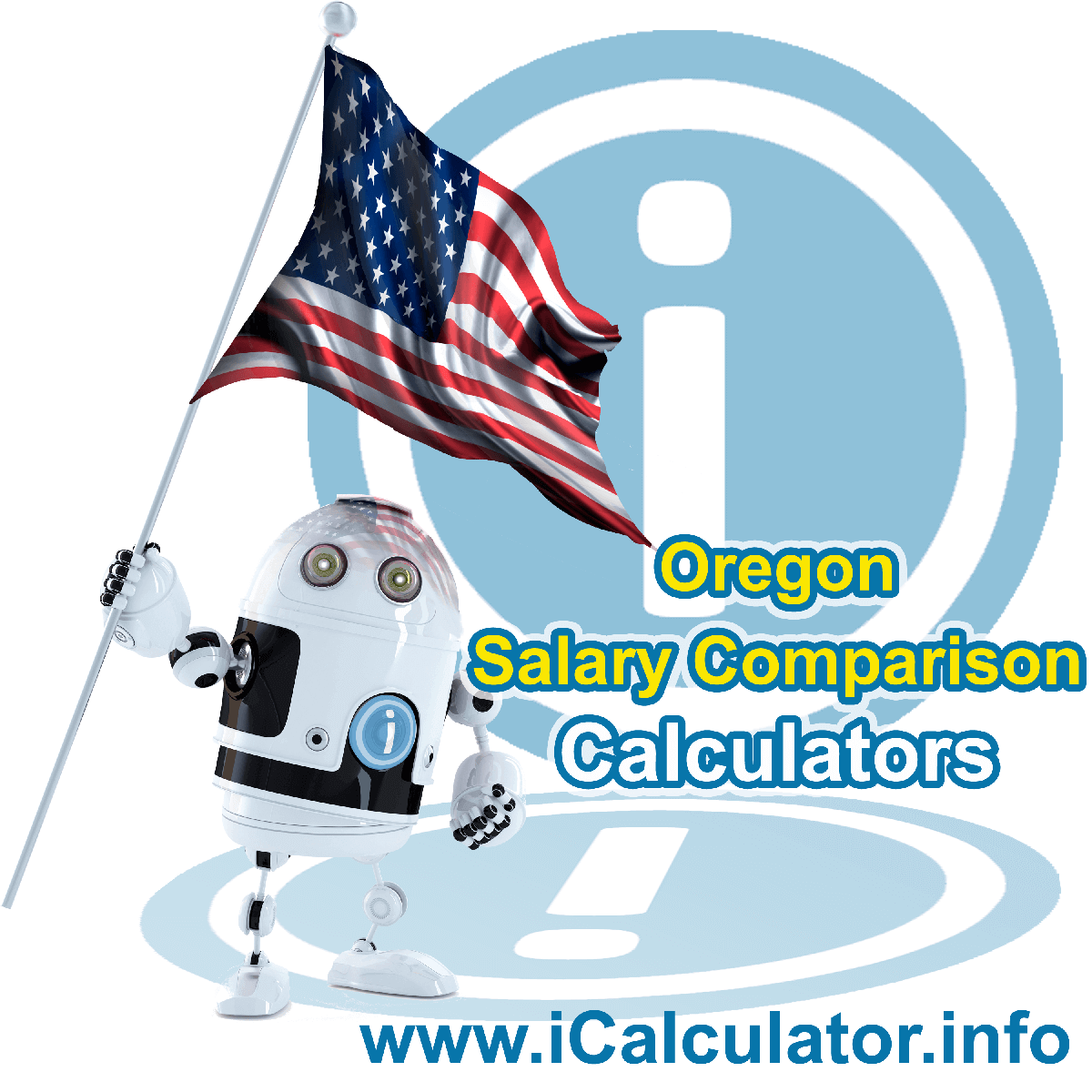 Oregon Salary Comparison Calculator 2019 | iCalculator | The Oregon Salary Comparison Calculator allows you to quickly calculate and compare upto 6 salaries in Oregon or between other states for the 2019 tax year and historical tax years. Its an excellent tool for jobseekers, pay raise comparison and comparison of salaries between different US States