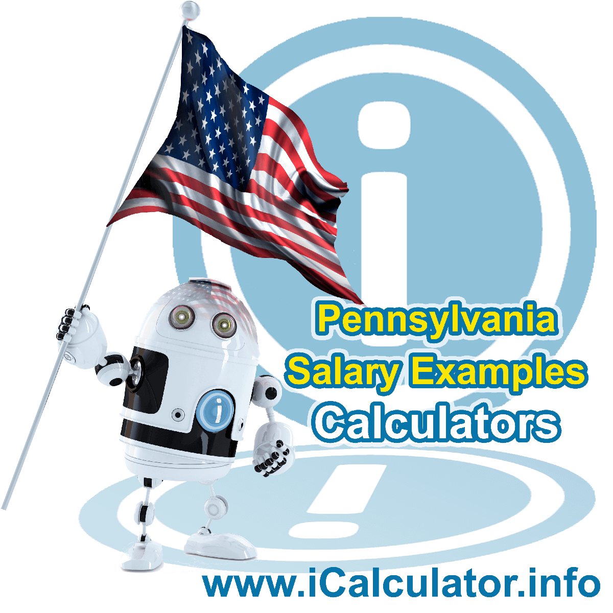 Pennsylvania Salary Example for $90,000.00 in 2021 | iCalculator™ | $90,000.00 salary example for employee and employer paying Pennsylvania State tincome taxes. Detailed salary after tax calculation including Pennsylvania State Tax, Federal State Tax, Medicare Deductions, Social Security, Capital Gains and other income tax and salary deductions complete with supporting Pennsylvania state tax tables