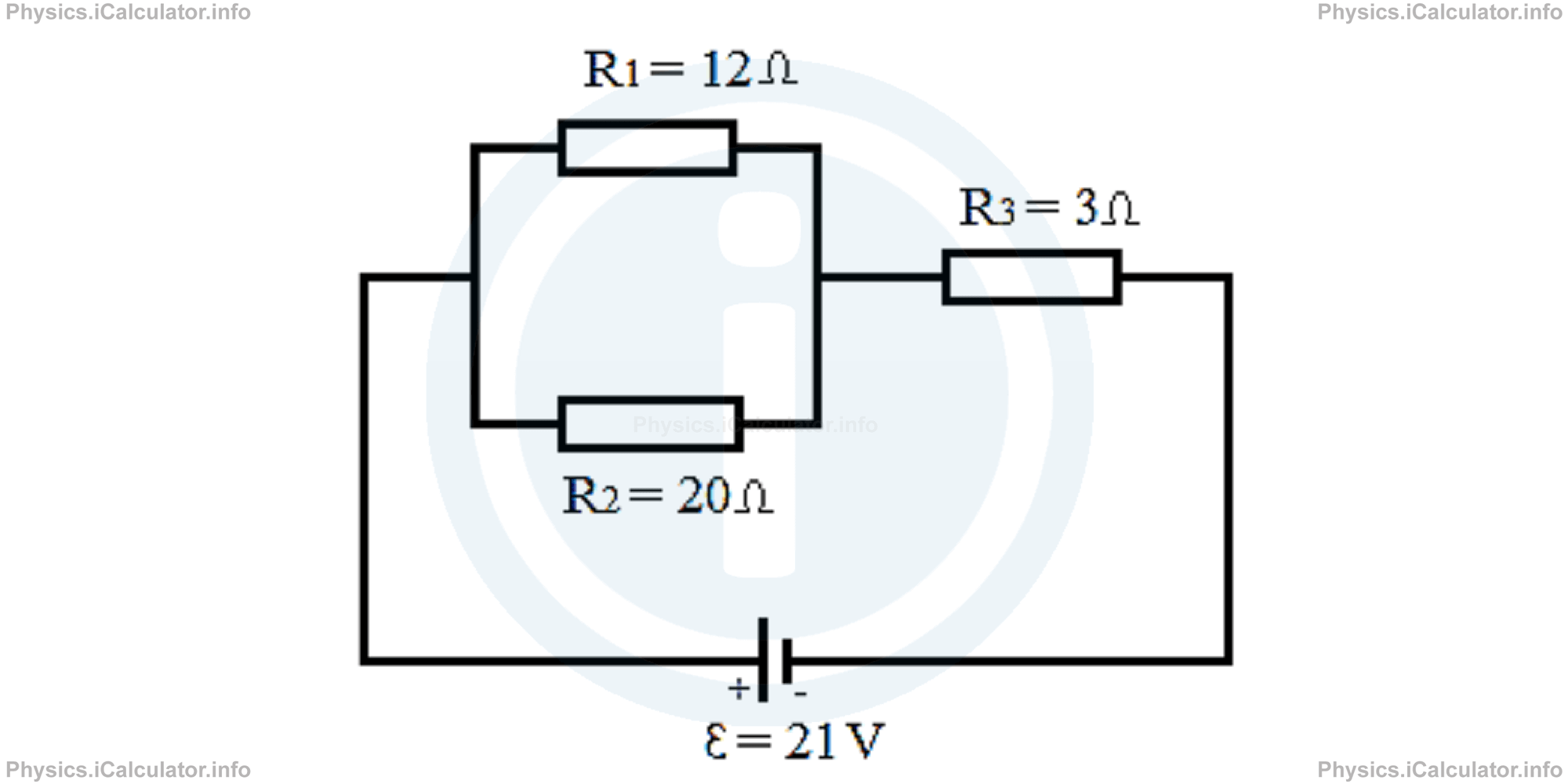 Physics Tutorials: This image provides visual information for the physics tutorial Electric Power and Efficiency