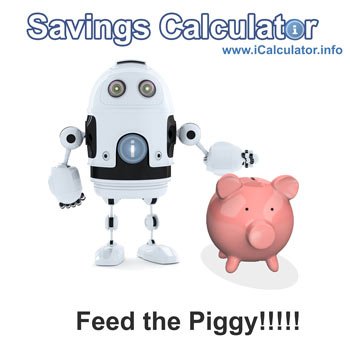 Saving is simple, it's all about feeding the piggy