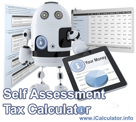 iCalculators Self Assessment tools and calculators for the 2018/19 Tax Return