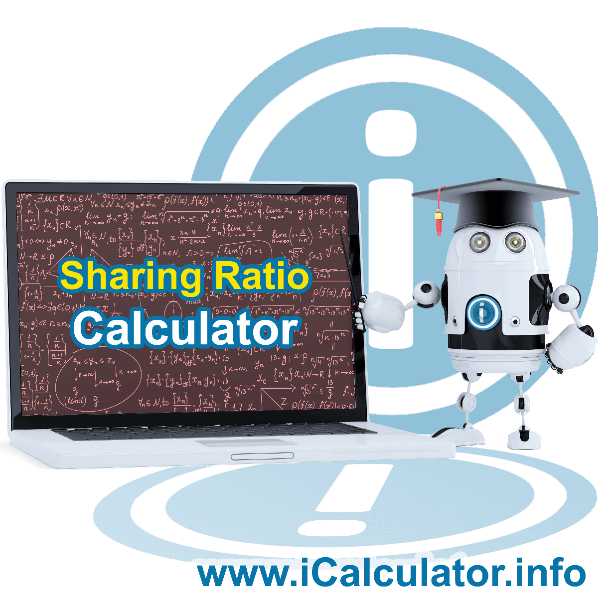 Sharing Ratio. This image shows the properties and sharing ratio formula for the Sharing Ratio