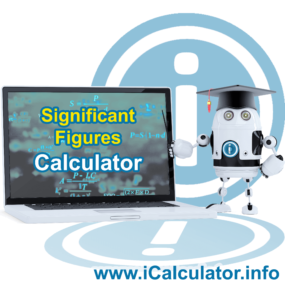 The Sig Fig Calculator by iCalculator, also known as a Significant Figure Calculator, is a good calculator for calculating a range of significant figures for math, physics, engineering, chemistry, and advanced math functions. A good online calculator with supporting significant figures formula and guide to significant figures.