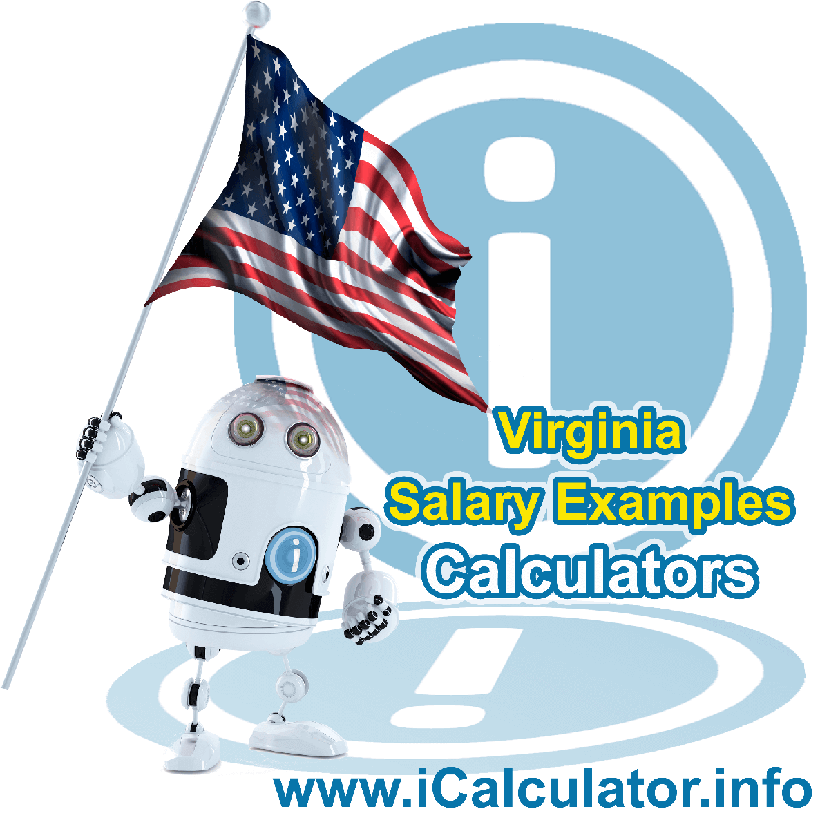 Virginia Salary Example for $100,000.00 in 2020 | iCalculator | $100,000.00 salary example for employee and employer paying Virginia State tincome taxes. Detailed salary after tax calculation including Virginia State Tax, Federal State Tax, Medicare Deductions, Social Security, Capital Gains and other income tax and salary deductions complete with supporting Virginia state tax tables
